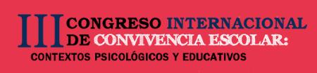 III Congreso Internacional de Convivencia Escolar