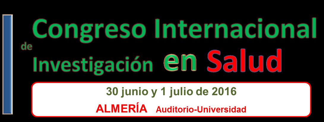 III Congreso Internacional de Investigación en Salud